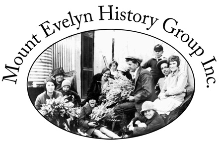 Mount Evelyn History Group