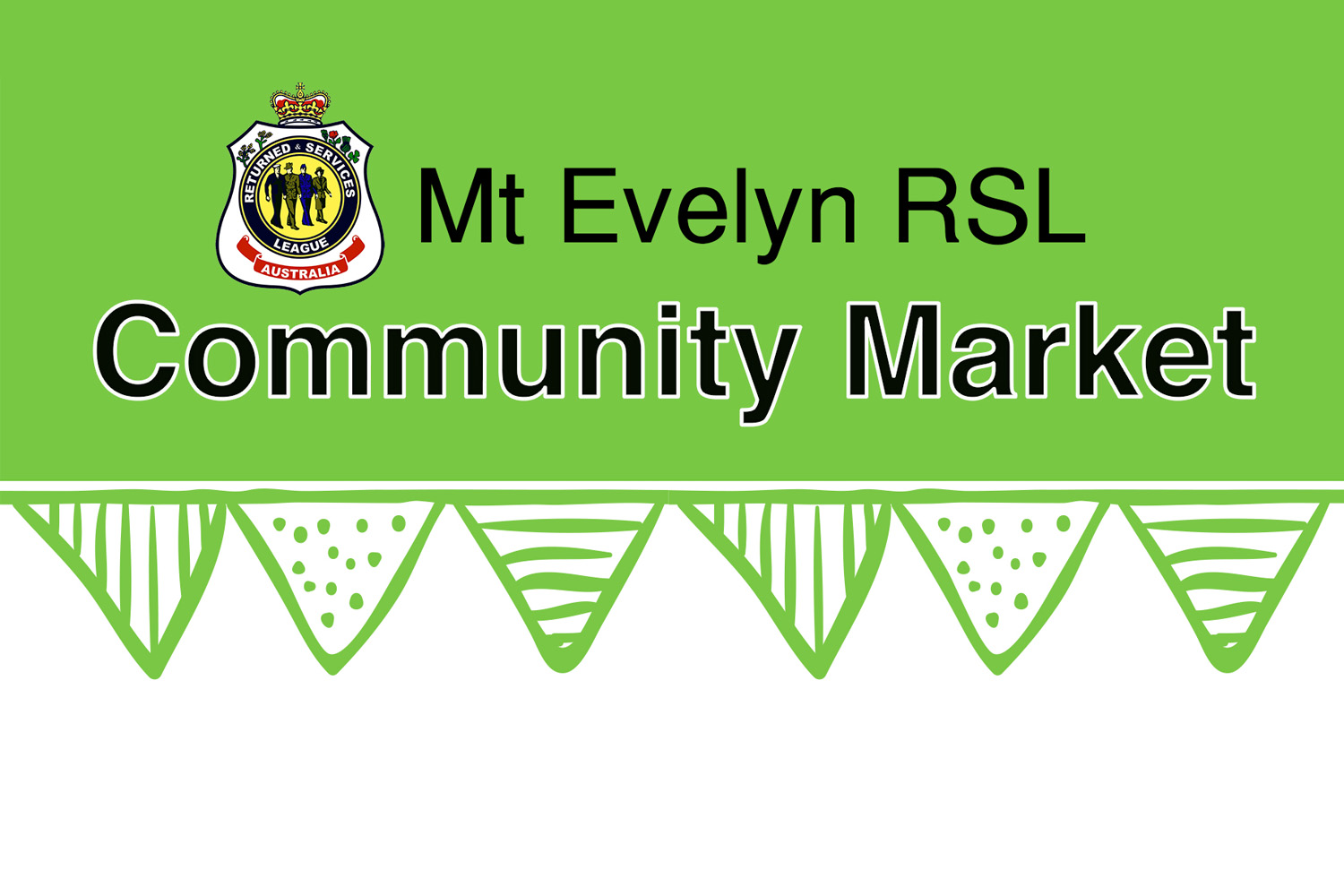 Mt Evelyn RSL Community Market