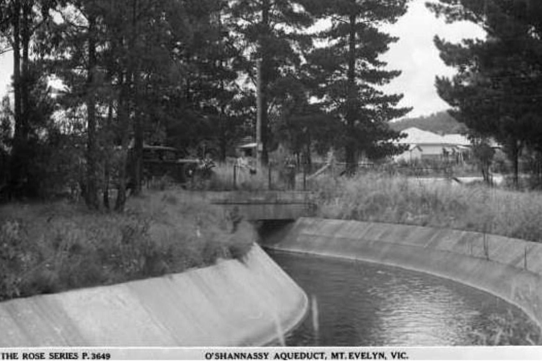 Mt Evelyn Aqueduct