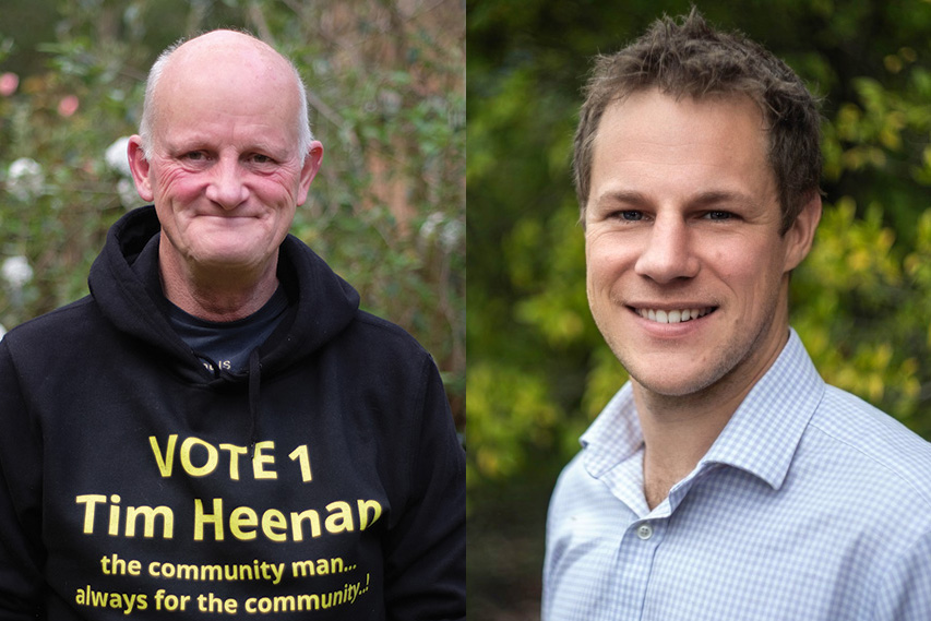 Meet the Councillors